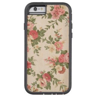 pink floral pattern case
