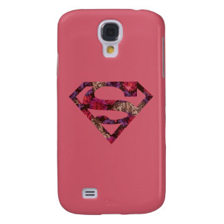 Pink Floral S-Shield