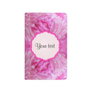 Pink Florals Journal