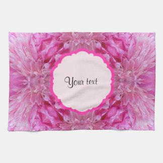 Pink Florals Towel