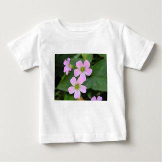 pink-flower baby T-Shirt