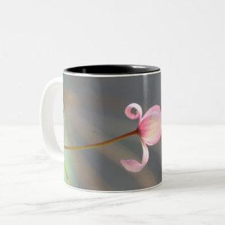 Pink Flower Bud Mug
