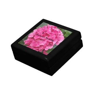 Pink Flower Floral Photography Nature Gift Box