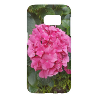 Pink Flower Floral Photography Nature Samsung Galaxy S7 Case
