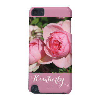 Pink Flower Flowers Botanical iPod Touch (5th Generation) Cases