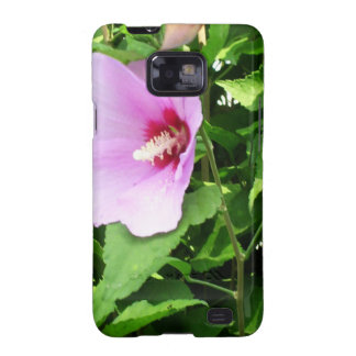 PINK Flower Lilly TEMPLATE Reseller Holiday Gifts Galaxy SII Cases