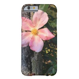 Pink Flower Petals iPhone 6 case