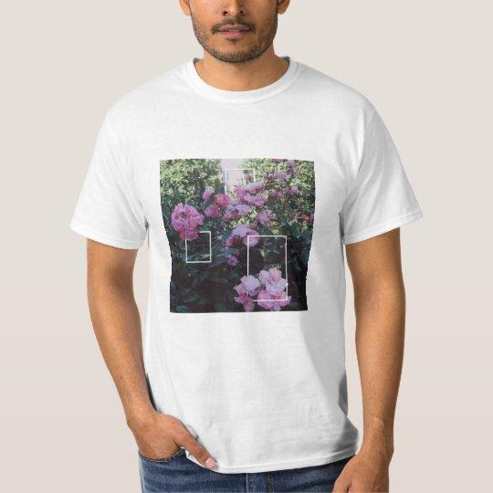 Pink Flower Tshirt