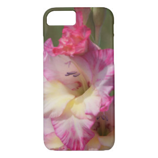 Pink Flowers Barely There iPhone 7 Case