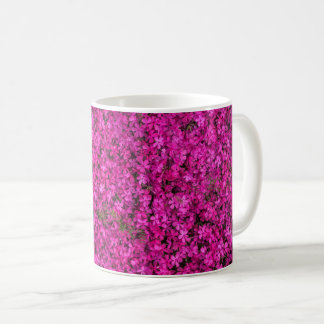 Pink Flowers Coffee Mug