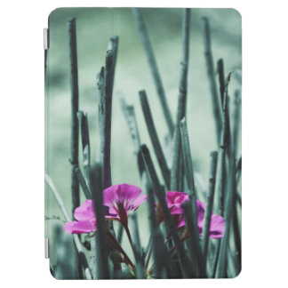 Pink Flowers iPad Air Cover