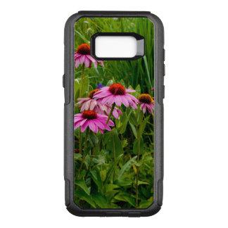 Pink Flowers OtterBox Commuter Samsung Galaxy S8+ Case