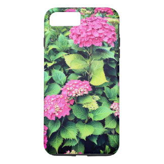Pink  Flowers Photo iPhone 7 Plus, Tough iPhone 8 Plus/7 Plus Case