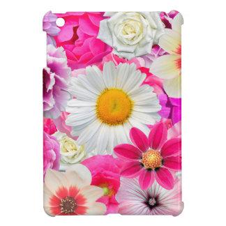 Pink flowers_ Sanchez Glory iPad Mini Case