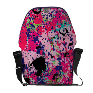 Pink Floydingo Baby! Catch 52 Whirly Shuffle Courier Bag