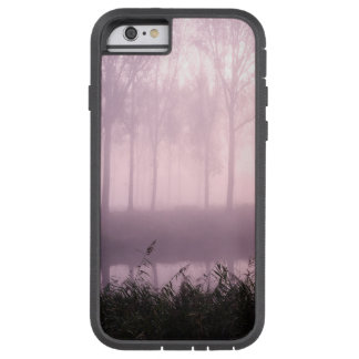 Pink foggy morning tough xtreme iPhone 6 case