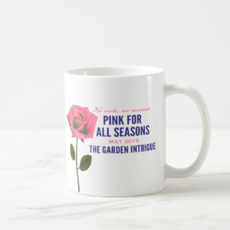 Pink for All Seasons May (Month 9) Mug
