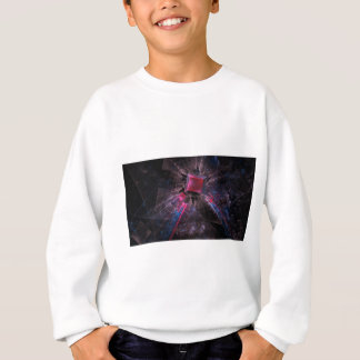 Pink Fractal Sweatshirt