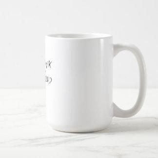 pink_freud classic white coffee mug