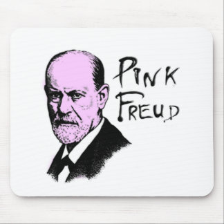 pink_freud mouse pad