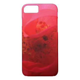Pink Fuchsia Rose Phone Case