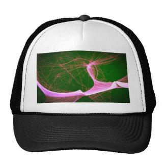 pink fun spunky trucker hat