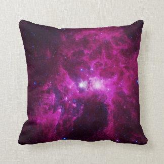 Pink Galaxy Pillow