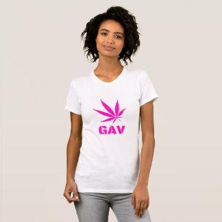 Pink GAV T-Shirt by #GrindAndVape