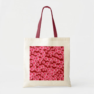 Pink Gerber Daisies Tote Bags