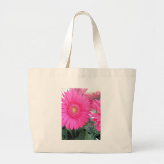 Pink Gerber Daisy Bags