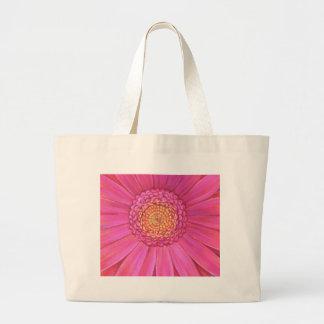 Pink Gerber Flower Painting - Multi Jumbo Tote Bag