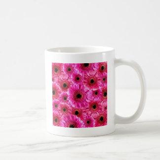 Pink Gerbera Daisies Mug