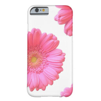 Pink gerbera daisy barely there iPhone 6 case