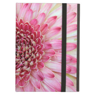Pink Gerbera Daisy Flower Cover For iPad Air