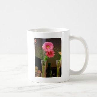 Pink Gerbera Daisy Gifts Coffee Mug
