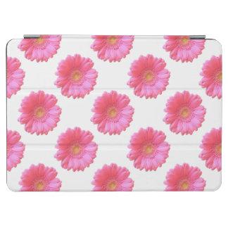 Pink gerbera daisy iPad air cover