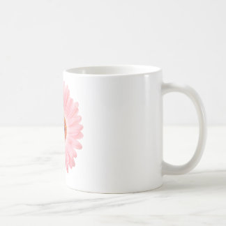 Pink Gerbera Daisy Coffee Mugs