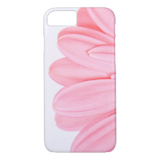Pink Gerbera Petal iPhone 8/7 Case