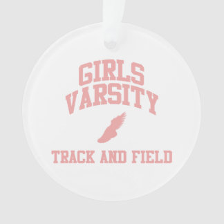 Pink Girls Varsity Track and Field