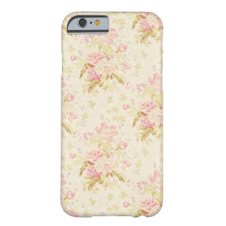 Pink Girly Floral Wallpaper iphone Case