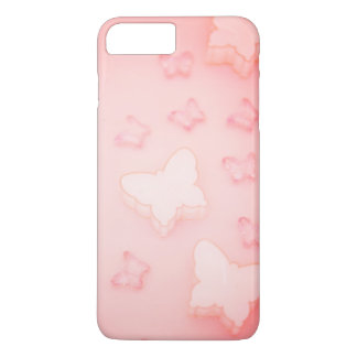 Pink girly light design iPhone 8 plus/7 plus case