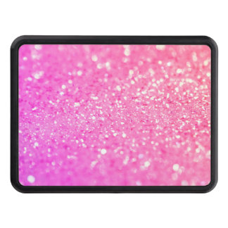 Pink Glamour Sparkley Trailer Hitch Covers
