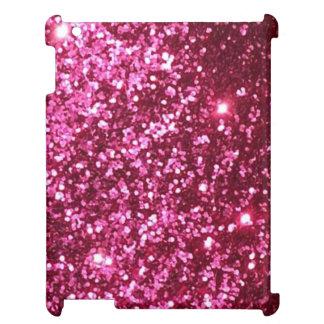 Pink Glitter iPad Cases