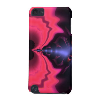Pink Goblin – Magenta & Violet Delight iPod Touch (5th Generation) Case