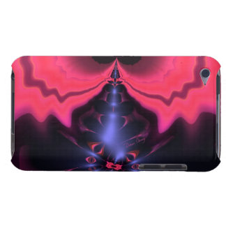 Pink Goblin – Magenta & Violet Delight Case-Mate iPod Touch Case
