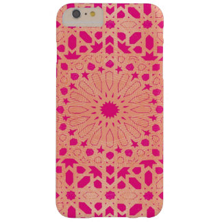 Pink & Gold Moroccan Mosaic Phone case