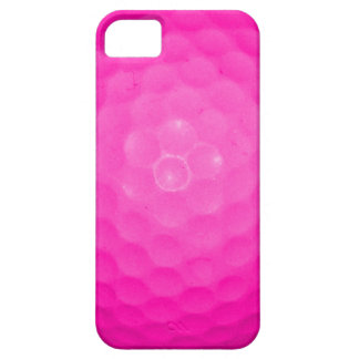 Pink Golf Ball iPhone 5 Case