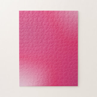 Pink Gradient Pattern Jigsaw Puzzle