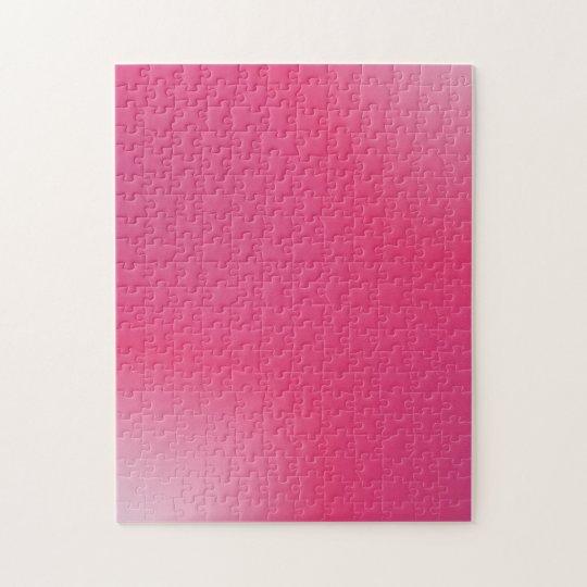 Pink Gradient Pattern Jigsaw Puzzle