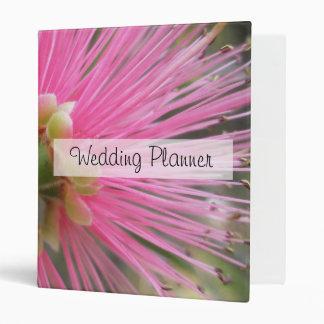 Pink Gum Tree Flower Binders